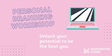 Personal Branding Workshop |  Manchester Codes Community Event tickets