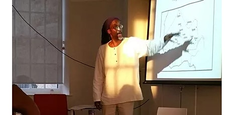 Afrikan Literary Heritage - Danny Thompson - Family Workshop tickets
