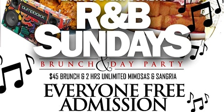 R & B Sundays tickets