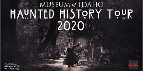 2020 Haunted History Tour tickets