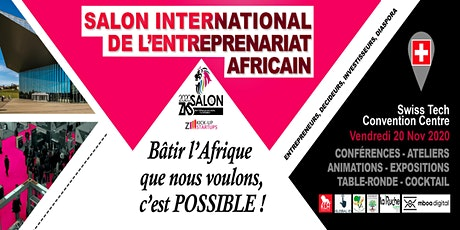 Salon International de l'Entrepreneuriat Africain
