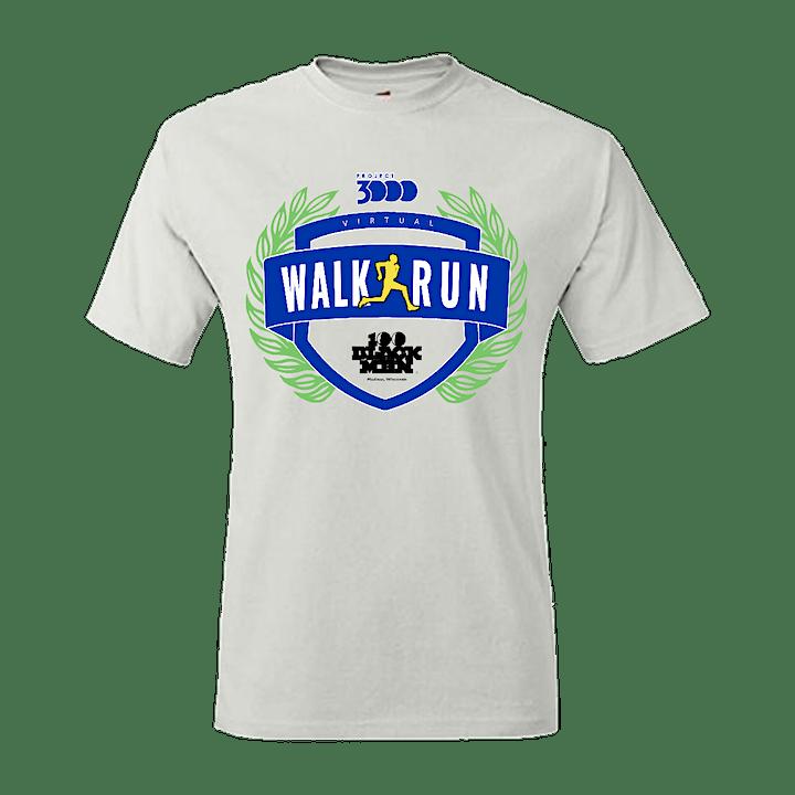 Project 3000 Virtual Walk/Run 2020 image