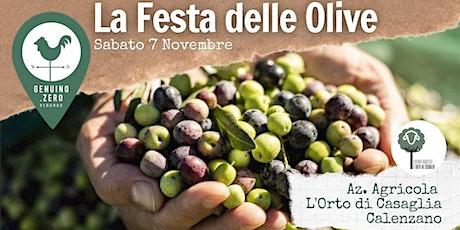La festa delle olive biglietti