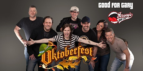Oktoberfest With Live Music From Good For Gary At Jerseys tickets