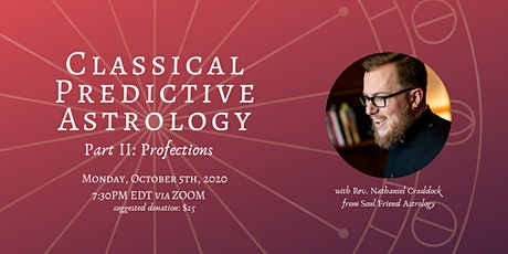 Classical Predictive Astrology - Part II: Profections tickets