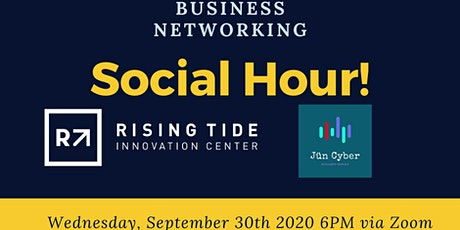 Business Networking Social Hour tickets