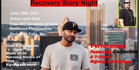 Recovery Night feat Colicchie tickets