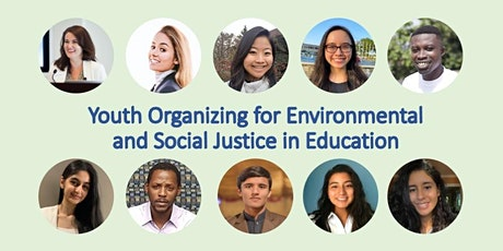 Youth Organizing for Environmental and Social Justice in Education tickets