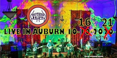 MOTHER HIPS AUBURN 2021  Keep Smilin's Foothill Fillmore@ Odd Fellows Lodge tickets