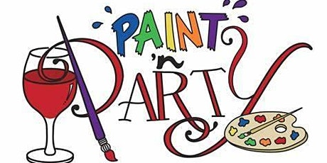 Sip & Paint Fundraiser tickets