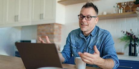 Taller de Requerimientos y Recursos para Negocios Pequeños - Seminario web entradas