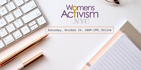 WomensActivism.NYC Story-a-thon tickets