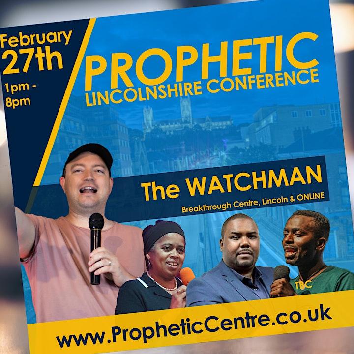 Prophetic Lincolnshire 2021 image