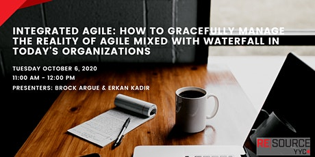 Integrated Agile: How to gracefully manage the reality of agile mixed with tickets
