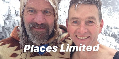 Wim Hof Fundamentals Workshop - 4th October BikeRowSki tickets