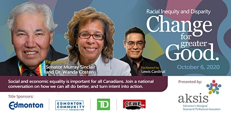 Racial Inequality and Disparity - Change for Greater Good Tickets