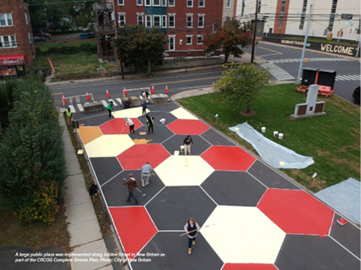 Moving from Regional Complete Streets Policy to Local Action image
