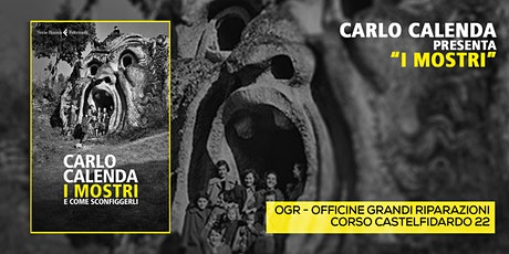 CARLO CALENDA presenta I MOSTRI a TORINO biglietti