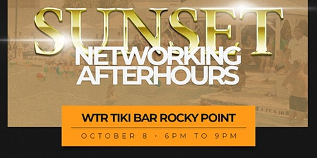 Sun Set Networking After hours @ WTR tickets
