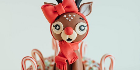 Reindeer Fondant Topper Class at Fran's Cake and Candy Supplies tickets