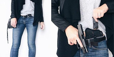 Minnesota and Wisconsin Permit to Carry Class tickets