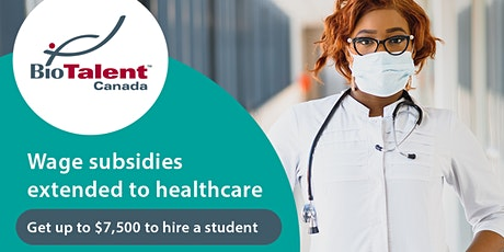 BioTalent Canada's Student Work Placement Program (SWPP) Info Session tickets