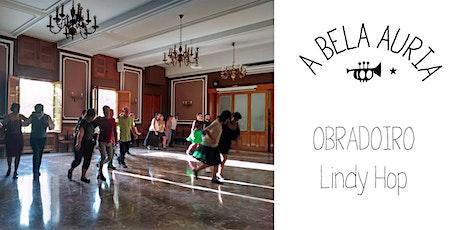 Obradoiro de Lindy Hop | A Bela Auria