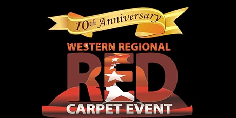 10th Annual Western Regional Red Carpet Business Training Event tickets