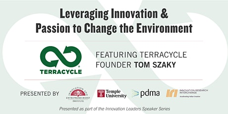 Leveraging Innovation & Passion to Change the Environment tickets