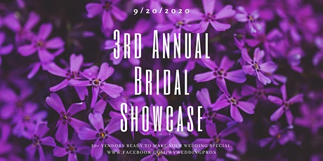 Willamette Valley Wedding Professionals 2020 Bridal Showcase tickets