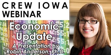 CREW Iowa - Economic Update tickets