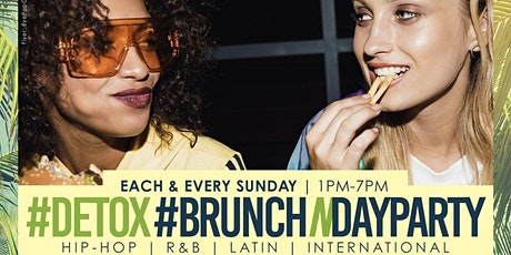 SUNDAY BRUNCH ➕ DAY PARTY [Savvor Lounge, Boston] tickets