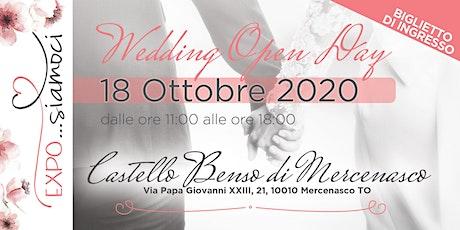 """""""Expo...siamoci"""" Wedding Open Day biglietti"""