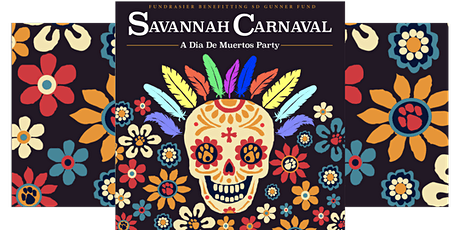 Savannah Carnaval:  A Dia De Muertos Fundraising Event tickets