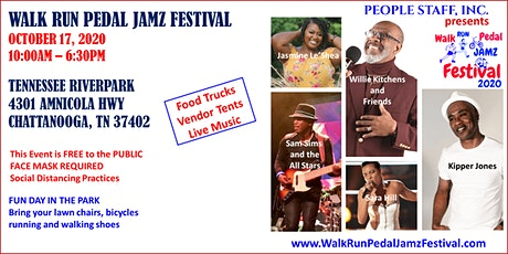 Walk Run Pedal Jamz Festival tickets