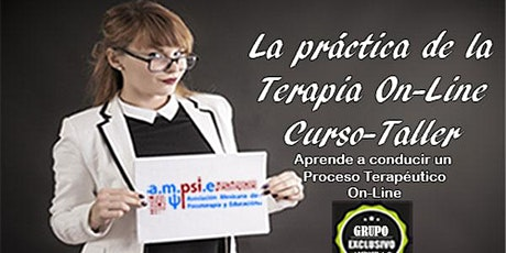 La práctica de la terapia on-line boletos