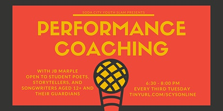 Performance Workshop with SCYS tickets