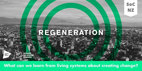 Stories of Change NZ 3: Regenerative Model -Water Resilience in Mexico City tickets