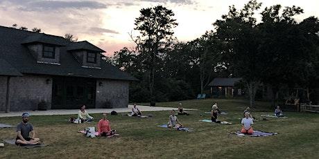 Transformational Yoga Flow - Outdoor Class tickets