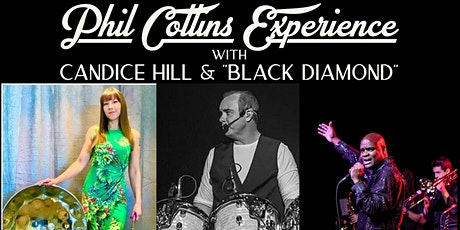 Phil Collins Experience in the Garage with The Black Diamond & Candice Hill tickets
