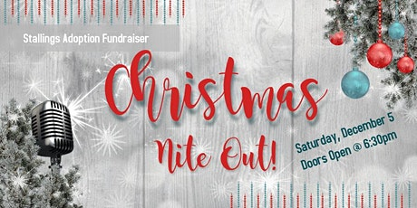 Christmas Nite Out tickets