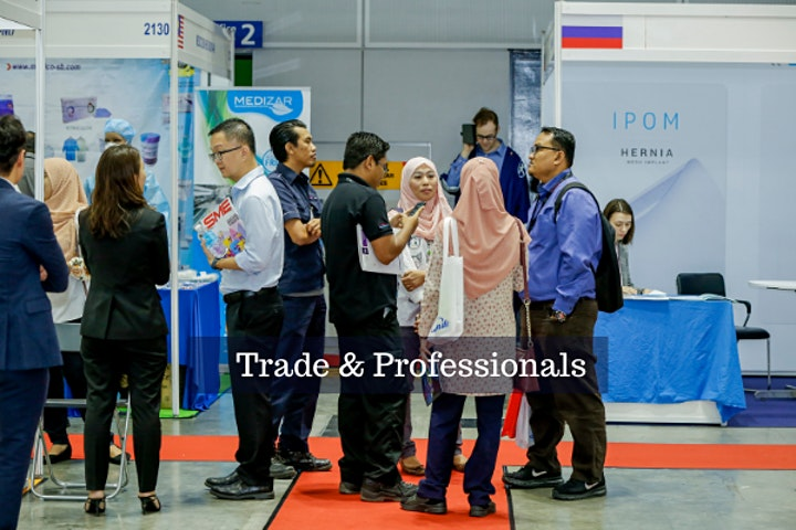 23rd South East Asian Healthcare & Pharma Show image