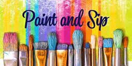 Paint and Sip Night with Here2Hear tickets