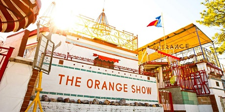 Tours of The Orange Show tickets