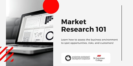 Market Research 101 tickets
