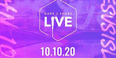 Dare2Share LIVE tickets