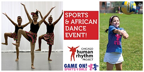 Learn African Dance (Akizo) and Play Sports Safely Outside!! tickets