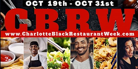 Charlotte Black Restaurant Week 2020 tickets