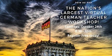 Georgia 2020 Virtual German Teacher Conference tickets