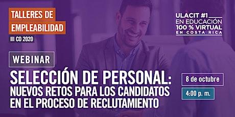 Selección de personal: nuevos retos para los candidatos en reclutamiento ingressos